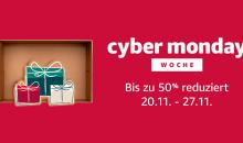 Amazon Cyber Monday Woche: Angebote des Tages am Dienstag