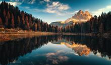 Foto-Basics: klare Wasserspiegelung