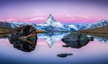 Foto-Basics: perfekte Bergpanoramen