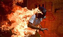 Beeindruckende Pressefotos für World Press Photo Award nominiert