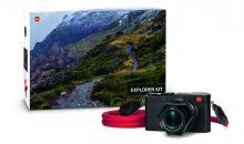 Das neue Leica D-Lux Explorer Kit mit zusätzlichem Zubehör