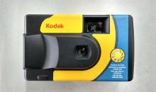 Kodak Daylight: Einwegkamera für Tageslichtaufnahmen