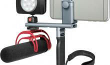 Neues Smartphone-System: Manfrotto TwistGrip Kollektion