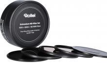 Rollei - zwei neue Rundfilter Sets vorgestellt