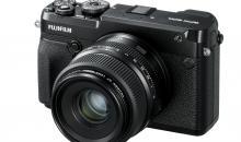 GFX 50R: Fujifilm stellt neue spiegellose Mittelformatkamera vor