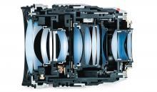 Wie Licht auf den Kamerasensor fällt