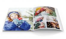 Platz für die besonderen Momente mit Fotobüchern von Fujifilm