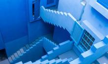 Inspiracles Fotografie Aufgaben: Inspiration für Fotografen - Mach mal blau!