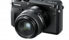 Mittelformatkamera Fujifilm GXF 50R: Die große Kompakte