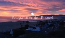 iPhone-6-Fotos: Apple weitet Kampagne auf Poster und Zeitschriften aus