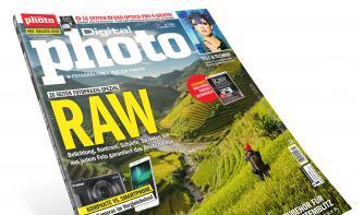 DigitalPHOTO 9/2016 jetzt im Handel! Inklusive 26 Seiten RAW-Spezial