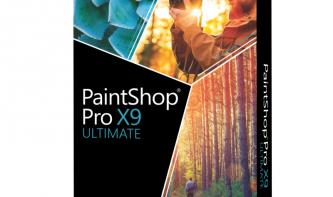 Corel PaintShop Pro in neuer Version