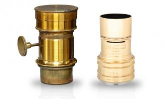 Daguerreotype Achromat 2.9/64 Art Lens wieder im Handel