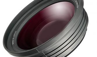 4K-kompatibler Weitwinkel-Objektivvorsatz für Videokameras
