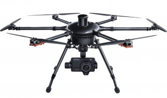 Profi-Multicopter von Yuneec: Tornado H920 Plus und H520