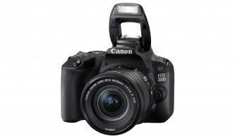 Canon EOS 200D im Test: DSLR mit Selfie-Option