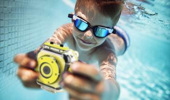 Panox Champion: robuste und wasserfeste Action-Cam für Groß und Klein