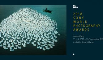 Ausstellung: Sony World Photography Awards 2018