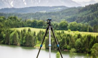 Reisestative für Einsteiger: Drei Carbon-Modelle im Praxistest