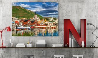 Fotoleinwand von Bilder.de im Test - So günstig kann ein Wandbild sein