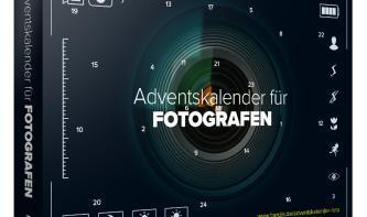 Franzis Adventskalender für Fotografen 2018: Jetzt mitmachen und gewinnen