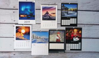 Kaufberatung: Fotokalender mit eigenen Motiven im Test