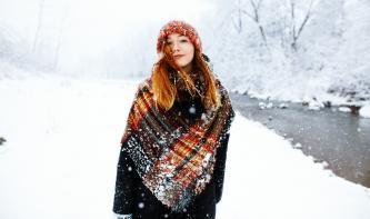 Foto-Basics: winterliche Porträts