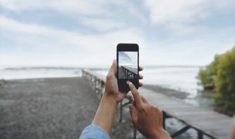 Foto-Basics: 3 Tipps für scharfe Smartphone-Fotos