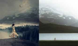 Mystische Fantasiewelt - Adobe Stock #VisualTrendsRemix – Sina Domke